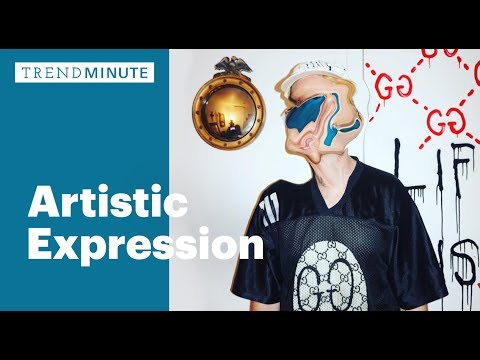 Trend Minute: Artistic Expression