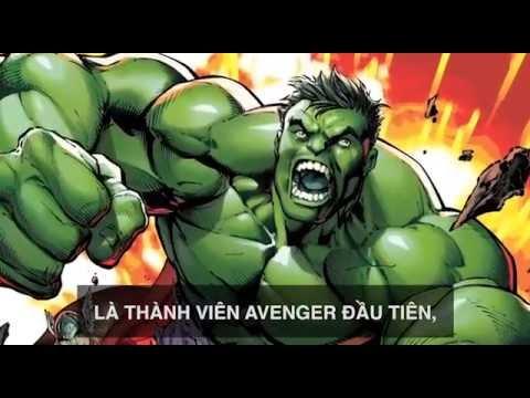 Hulk - Hulk là ai? Người khổng lồ xanh là ai?