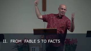 Lets Start Over (Sort Of) (Paradise Preserves Series: 5) Tom Bourke - Genesis 9:1-17