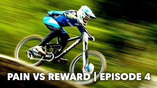 MTB INJURIES: The broken collarbone. | Pain vs Reward E4