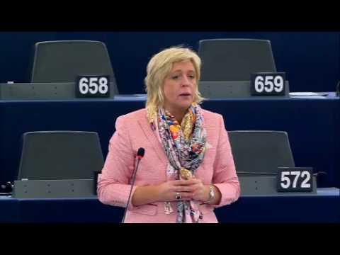 Hilde Vautmans  04 Apr 2017 plenary speech on refugee and migrant
