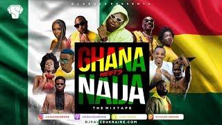 Download Video GHANA MEETS NAIJA 2018 AFROBEATS MIX - DJ SAUCE UKRAINE. MP3 3GP MP4