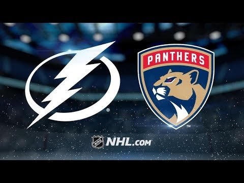 Tampa Bay Lightning vs Florida Panthers | Dec.01, 2018 | Game Highlights | NHL 2018/19 | Обзор матча