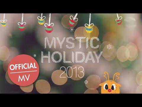 mystic-holiday-2013---크리스마스-소원-christmas-wishes-(official-mv)