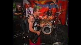 """Red Hot Chili Peppers """"Subway to Venus and Yertle Medley""""  1990-02-14"""