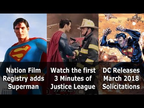 """Superman: The Movie"" Added to National Film Registry - Speeding Bulletin (December 13-19, 2017)"