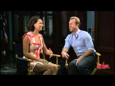 Hawaii Five-0: Scott & Alex - ET Canada Uncut