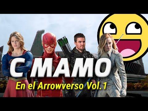 C MAMO EN EL ARROWVERSO VOL. 1