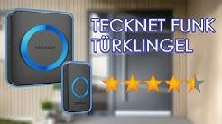 Tecknet Funk Türklingel Review/Unboxing