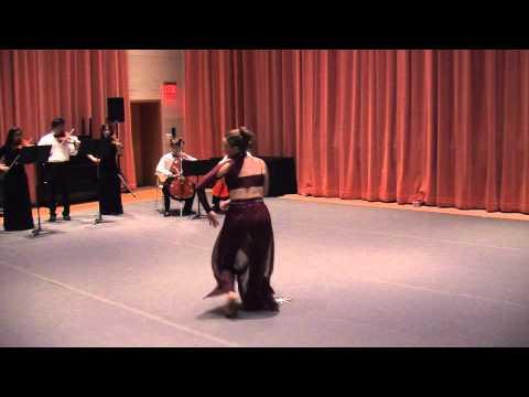 2015 Varsity Arts Top 10 Dancer Tara Choat