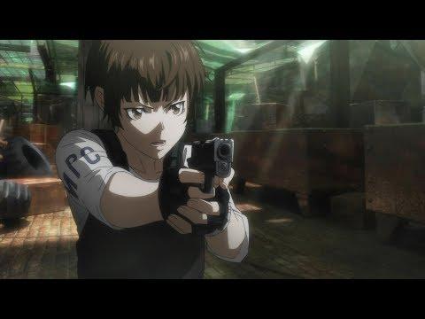 Сериал Психопаспорт 2 сезон Psycho-pass смотреть онлайн