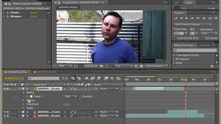 Как быстро работать с атрибутами слоев в Adobe After Effects