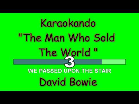 Karaoke Internazionale - The man who sold the world - David Bowie ( Testo )