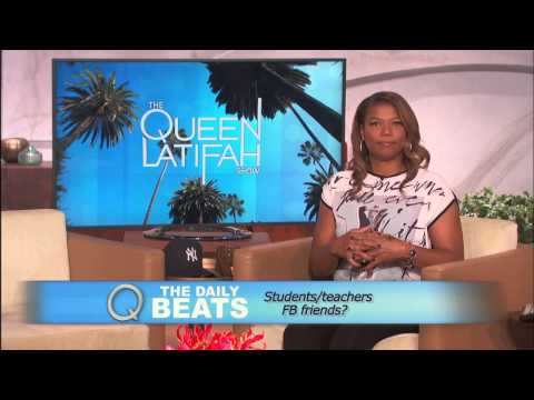 Daily Beats: Facebook and Passwords | The Queen Latifah Show