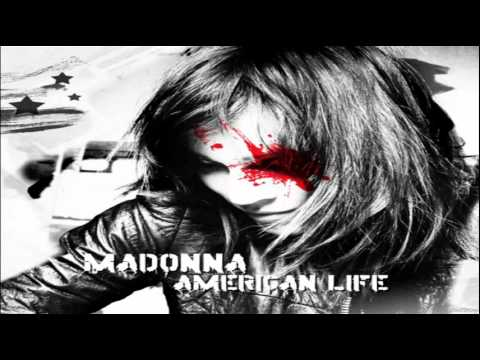Madonna - American Life (Album Version)