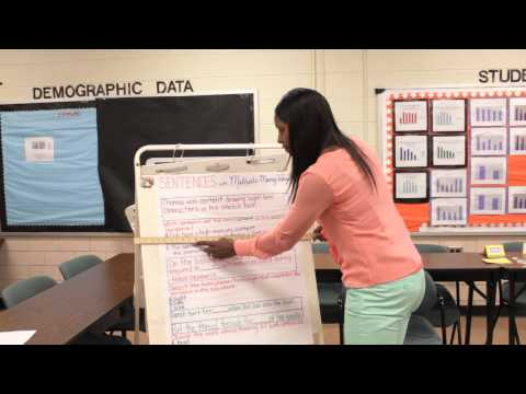 Reading Instructions for Multiple Meaning Words in Middle School : Reading Lessons