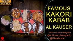 The Famous Kakori Kababs At Alkauser, Chanakyapuri