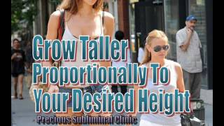 Get Taller II Grow to your desired height - 1st Formula - INSTANT RESULTS