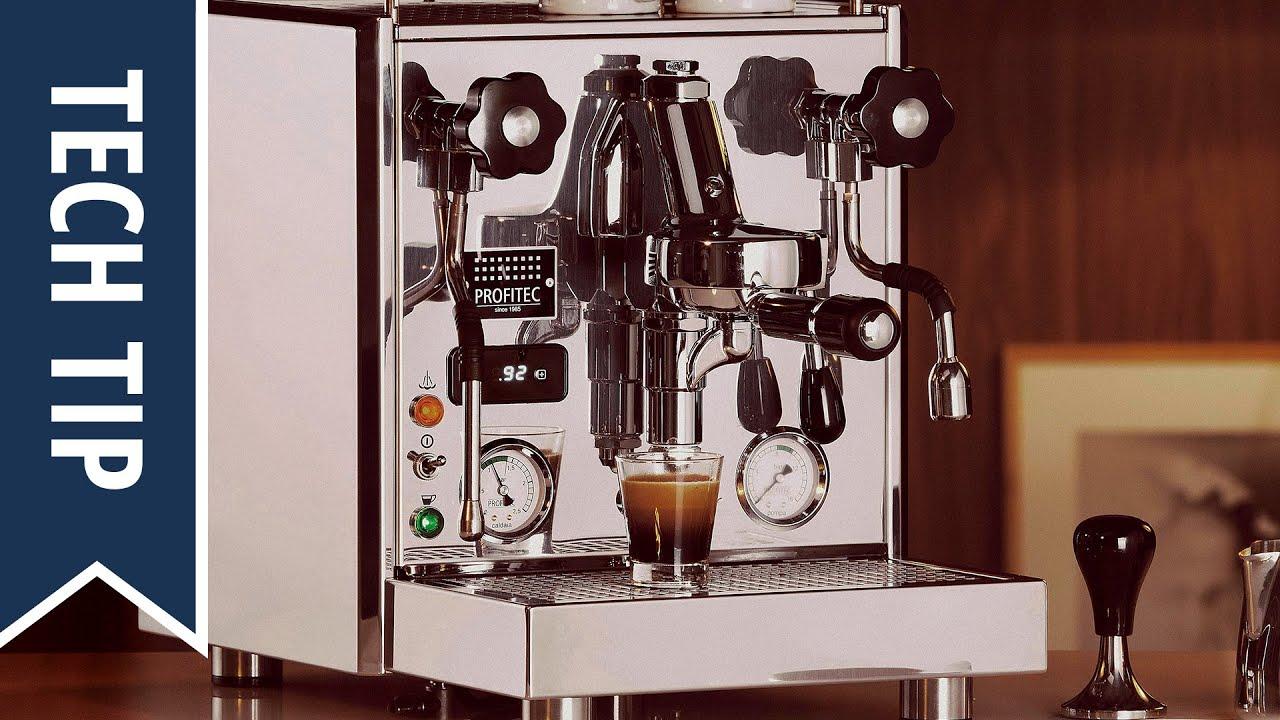 profitec 700 espresso machine
