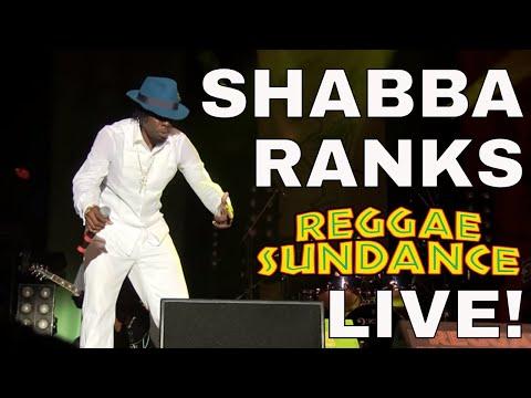 Shabba Ranks Live at Reggae Sundance 2016   Complete Show  !!!