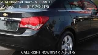 2014 Chevrolet Cruze 1LT Auto 4dr Sedan w/1SD for sale in Wa