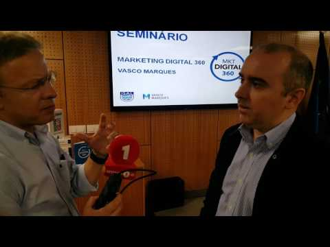 Entrevista Antena 1 Madeira - O que é o Marketing Digital?