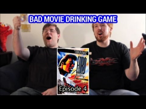 Bad Movie Drinking Game: Episode 4 - The Adventures of Ford Fairlane