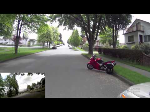 Vancouver's Sunrise Bike Route