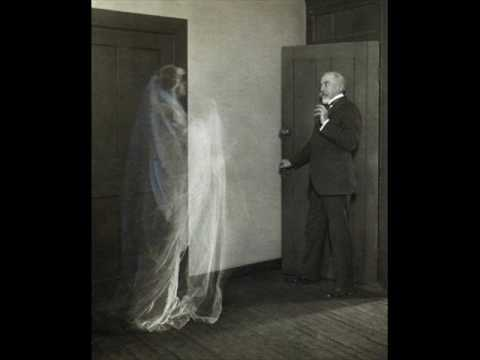 Victorian Spirit Photography - Antique Photos - Ectoplasm ...