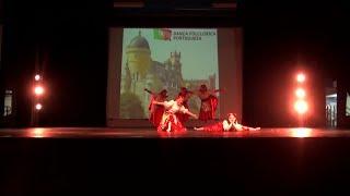 151D- Jazz Juvenil Tarde: DANÇA FOLCLÓRICA PORTUGUESA
