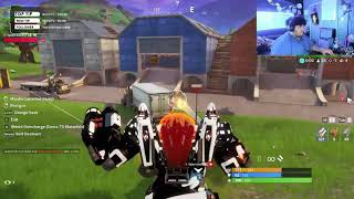 Me and Tito get molested by Fortnite Players and Die