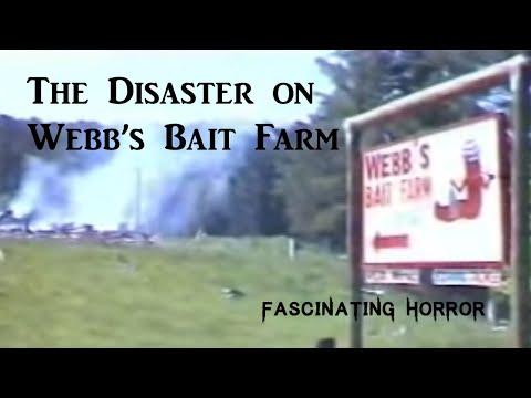 Disaster on Webb's Bait Farm   Historical Disaster Documentary   Fascinating Horror