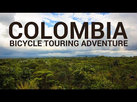 COLOMBIA: Amazon Rainforest Bicycle Touring Adventure - EP. #163