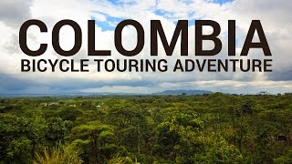 COLOMBIA: Amazon Rainforest Bicycle Touring Adventure - EP. #163