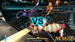 S4 League Challenge Sword vs Gun #7 Gameplay | Hatchyack2