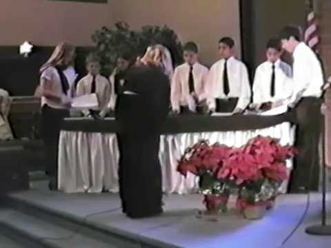 2004 Christmas - Des Moines Adventist School