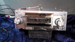 1966,67 Chevelle SS Malibu original AM/FM radio