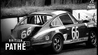 24 Hour Race Le Mans Aka British Ford Gt40 Wins Le Mans (1969)