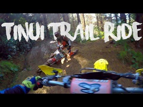 Tinui Trail Ride 2017 | Muddy Enduro