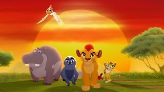 The Lion Guard - Zuka Zama [MP3]