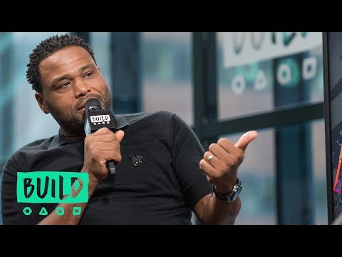 Anthony Anderson Talks About What Kind of Issues Are Addressed ...