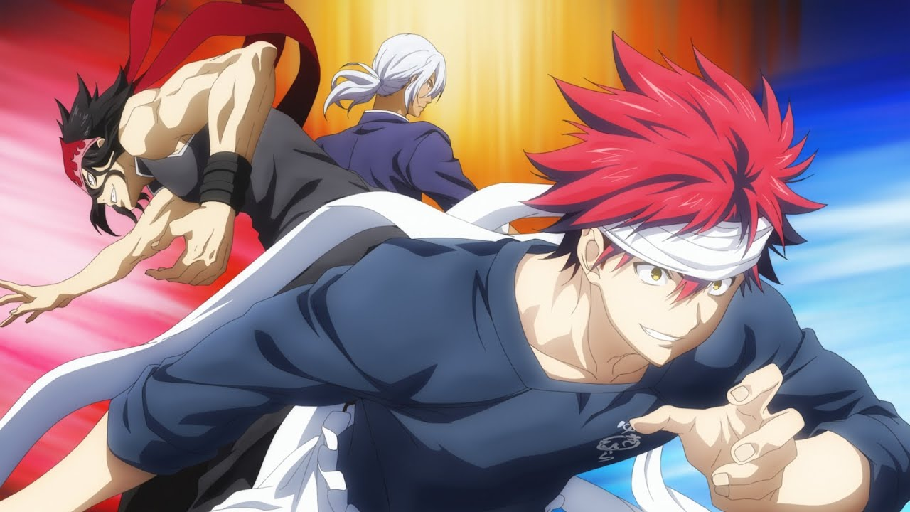 Food Wars Saison  Ep