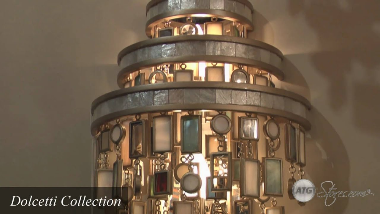 corbett lighting dolcetti collection youtube