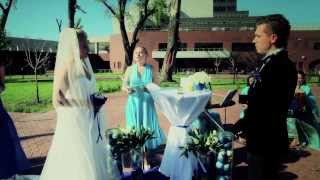 видео Подготовка к свадьбе Анны и Сергея