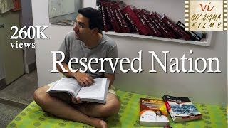 Reserved Nation  |  Film about Reservation System in India | Six Sigma Films thumbnail