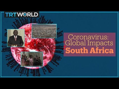 How could Covid-19 impact South Africa?