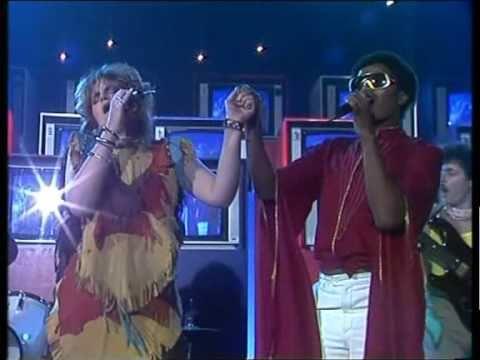 Hotline - Feel so strong 1983