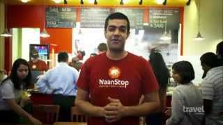 NaanStop Featured on Travel Channel