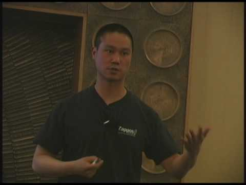 Startup2Startup: Tony Hsieh of Zappos Part 2