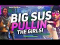 TSM Hamlinz - BIG SUS IMPRESSES A RANDOM GIRL! (Fortnite BR Full Game)